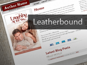 Leatherbound theme preview