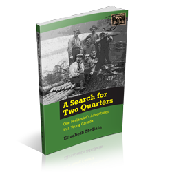 A Search for Two Quarters by Elizabeth McBain