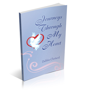 journeys through my heart by Debbie Chotard
