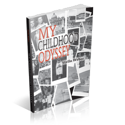My Childhood Odyssey by Stella Weber is a true story
