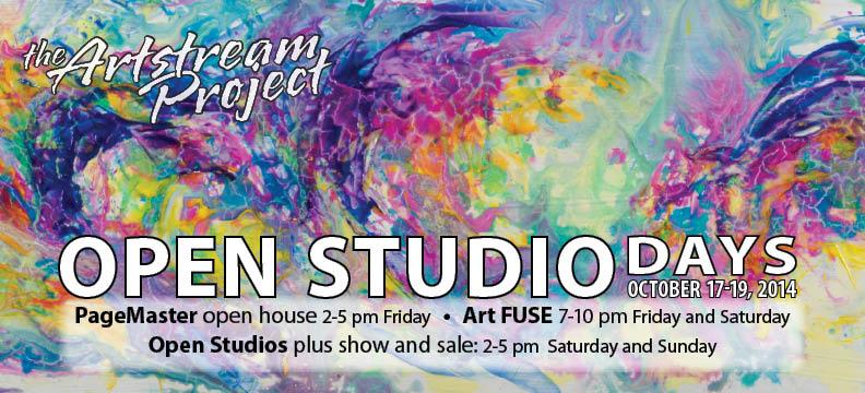 artstream-openstudio-days - October 17-19