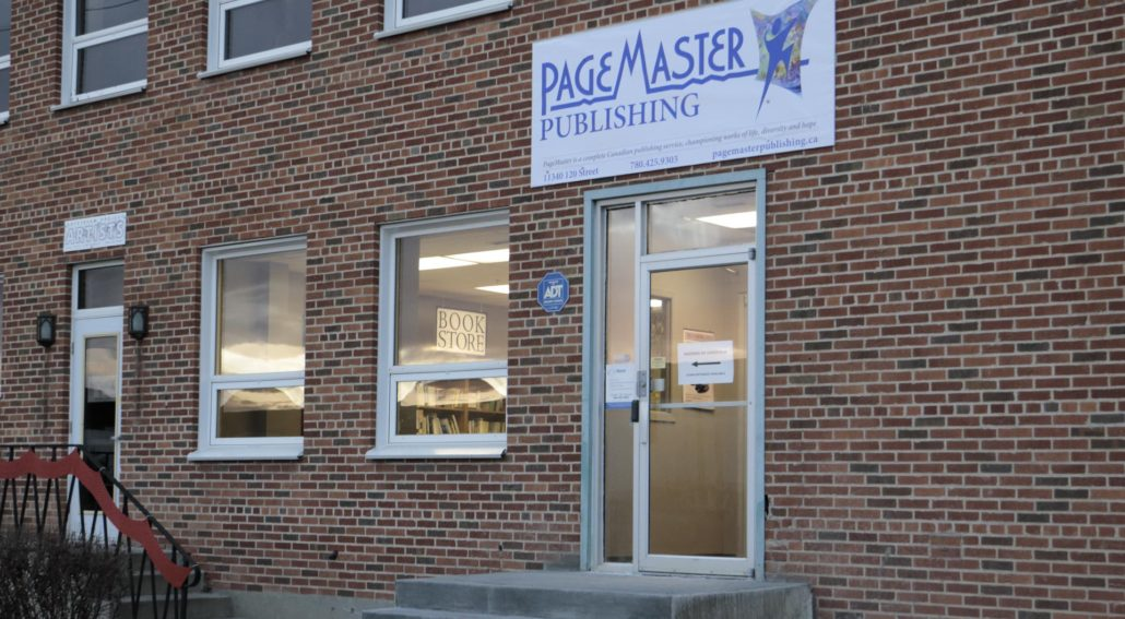 Welcome to PageMaster Publishing
