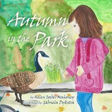 Autumn in the Park - cover design example