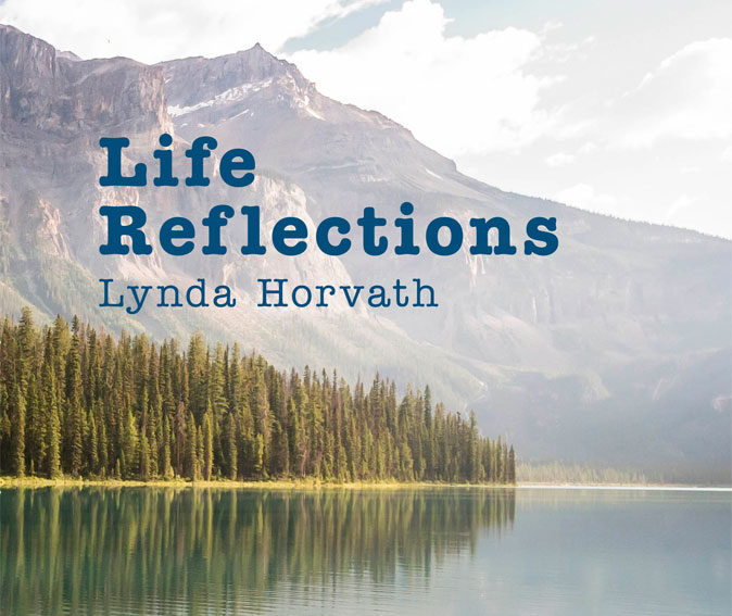 life reflections front cover by lynda horvath