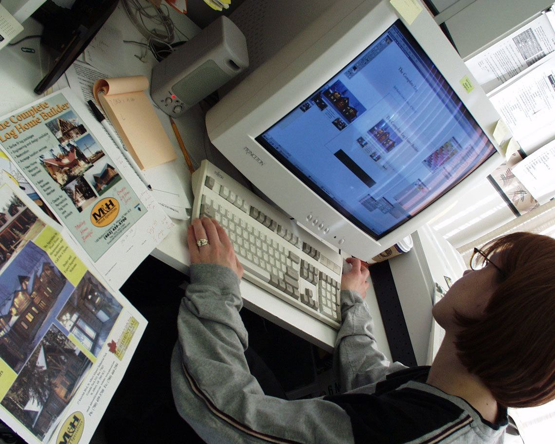 PageMaster newspaper production 2002
