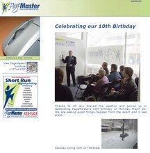 PageMaster.ca in 2006